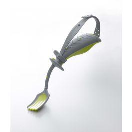 Fourchette ergonomique anis plastique polypropylène (pp) Flex Ergo Saint Romain