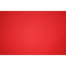 Set de table rouge plastique 40x30 cm Capri Pio Tavola