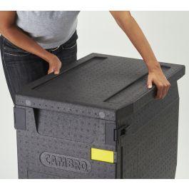 Conteneur isotherme gn 1/1 plastique gn 1/1 60 l Cam Gobox Cambro