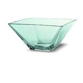 Saladier carré transparent verre 265 cl 26 cm Torcello Vidivi