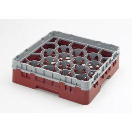 Casier lave-verres plastique 50x50 cm Camrack Cambro