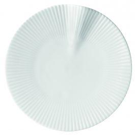Assiette plate ronde blanc porcelaine Ø 15,50 cm Canopee Pillivuyt