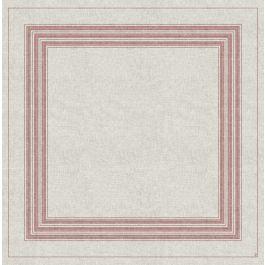 Nappe bordeaux non tissé 84x84 cm Cocina Duni (20 pièces)