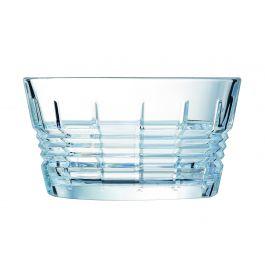 Coupelle ronde transparente verre cristallin 12 cm Rendez Vous Cristal D'arques