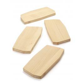 Planche rectangulaire bois 13,80x28,50 cm Serax