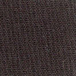 Nappe carrée chocolat polyester 85x85 cm Signature Denantes