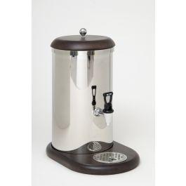Distributeur électrique isotherme bois 7 l 165 W Legno Zepe