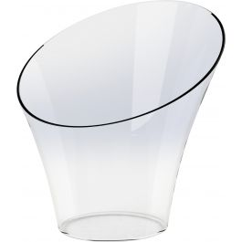 Verrine transparente Ø 3,10 cm 6 cl Pro.mundi (60 pièces)