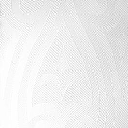 Serviette blanc non tissé 40x40 cm Elegance Lily Duni (40 pièces)