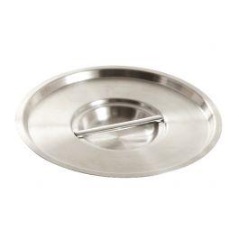 Couvercle inox Ø 32 cm Qualiplus Pro.cooker