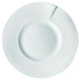 Assiette plate rond blanc Ø 29 cm Canopee Pillivuyt