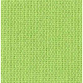 Nappe carrée anis polyester 130x130 cm Signature Denantes