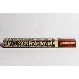 Film cuisson en boîte distributrice taille 50x50 cm