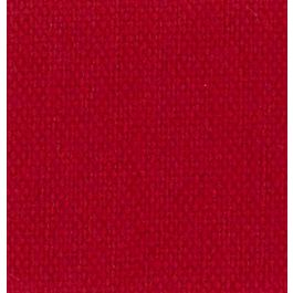 Nappe carrée capucine polyester 130x130 cm Signature Denantes
