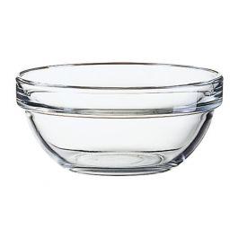 Coupelle ronde transparente verre 38,50 cl Ø 12 cm Empilable Arcoroc
