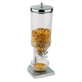 Distributeur à céréales inox 4,50 l 22 cm