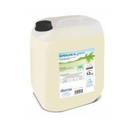 Liquide vaisselle machine superlave 10 l Santor Green Santor (12 pièces)