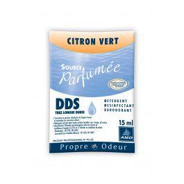 Détergent désinfectant odorant 15 ml (250 pièces)