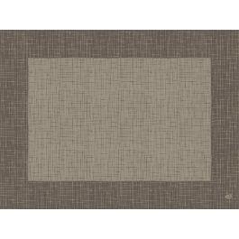 Set de table grege non tissé 40x30 cm Linnea Duni (100 pièces)