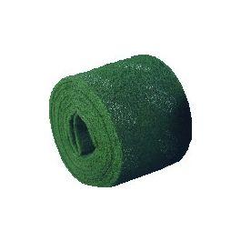 Rouleau abrasif vert 15,80x3 cm Scotch Brite 3m