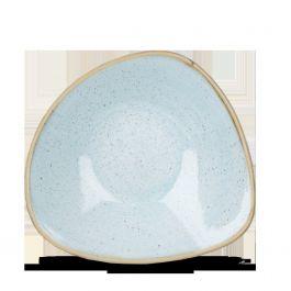 Saladier triangulaire duck porcelaine 37 cl 18,50 cm Stonecast Churchill