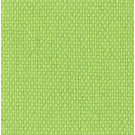 Nappe rectangulaire anis polyester 130x175 cm Signature Denantes