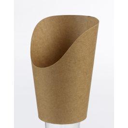 Pot rond beige Ø 8 cm Solia (50 pièces)