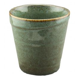 Pot vert grès 40 cl Ø 10 cm Sky Pro.mundi