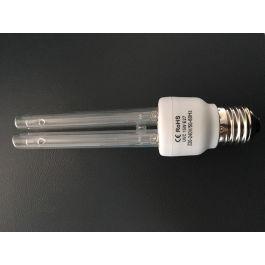 Ampoule pour armoire de stérilisation transparente 15 W Brc