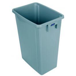 Collecteur gris plastique 60 l Tri Selectif Probbax