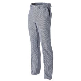 Pantalon homme blanc taille 40 Premium Molinel