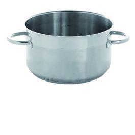 Faitout inox Ø 40 cm 19,40 l Qualiplus Pro.cooker