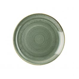 Assiette coupe plate ronde pepper porcelaine Ø 28,80 cm Stonecast Churchill