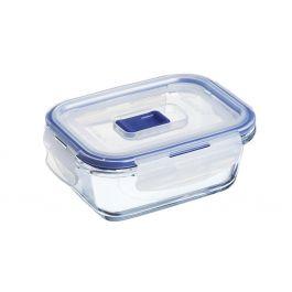 Boîte avec couvercle rectangulaire transparente verre 38 cl 14,04 cm Pure Box Active Luminarc