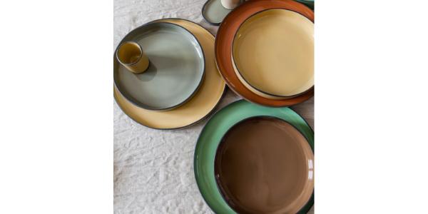 Choisir vos assiettes en céramique